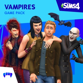 The Sims™ 4 Vampires PS4
