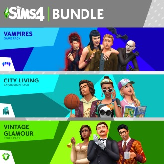 The Sims™ 4 Bundle PS4