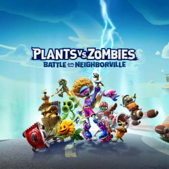 Plants vs. Zombies: Battle for Neighborville™ PS4