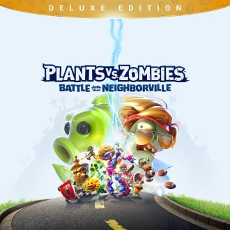 Plants vs. Zombies: Battle for Neighborville™ Deluxe Edition PS4