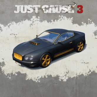 Just Cause 3 - Rocket Launcher Sports Car PS4
