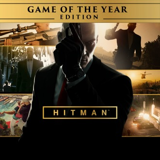 HITMAN™ - Game of the Year Edition PS4