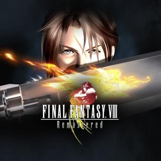 FINAL FANTASY VIII Remastered PS4