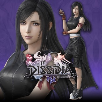 Leather Suit Appearance Set for Tifa Lockhart PS4