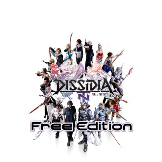 DISSIDIA® FINAL FANTASY® NT Free Edition PS4