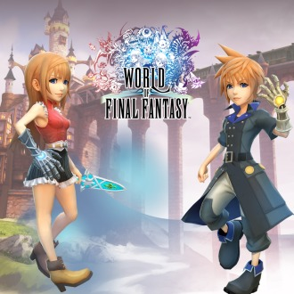 WORLD OF FINAL FANTASY  PS4 / PS3 / PS Vita / PSP /