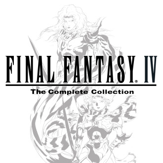 FINAL FANTASY® IV: The Complete Collection PS Vita / PSP