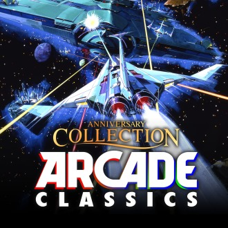 Anniversary Collection Arcade Classics PS4