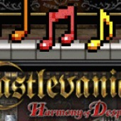 Castlevania Harmony of Despair Background Music 1 PS3