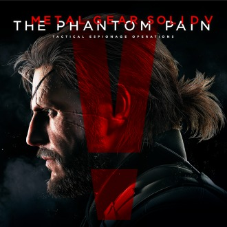 METAL GEAR SOLID V: THE PHANTOM PAIN PS3