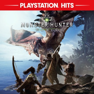 MONSTER HUNTER: WORLD™ PS4