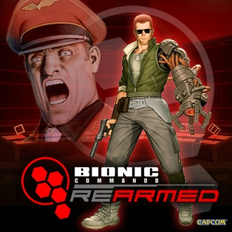 Bionic Commando™: Rearmed PS3