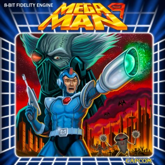 Mega Man 9 PS3