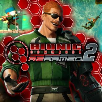 Bionic Commando® Rearmed 2 PS3