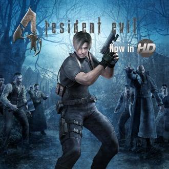 Resident Evil® 4 PS3