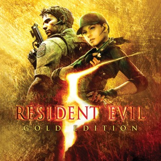 Resident Evil® 5 Gold Edition PS3