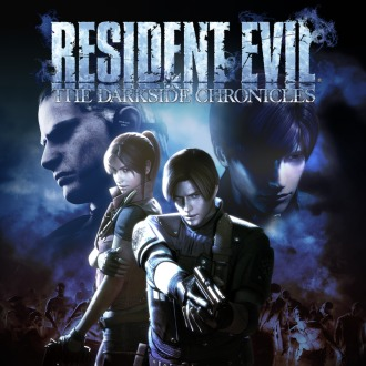 RESIDENT EVIL® THE DARKSIDE CHRONICLES PS3