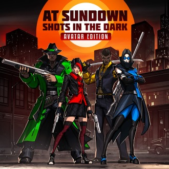 At Sundown: Shots in the Dark - Avatar Edition PS4