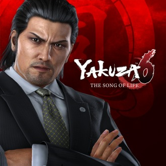 Yakuza 6: The Song of Life SSR Daigo Dojima Clan Creator Card PS4