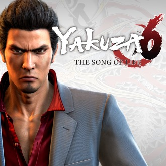 Yakuza 6: The Song of Life SSR Kazuma Kiryu Clan Creator Card PS4