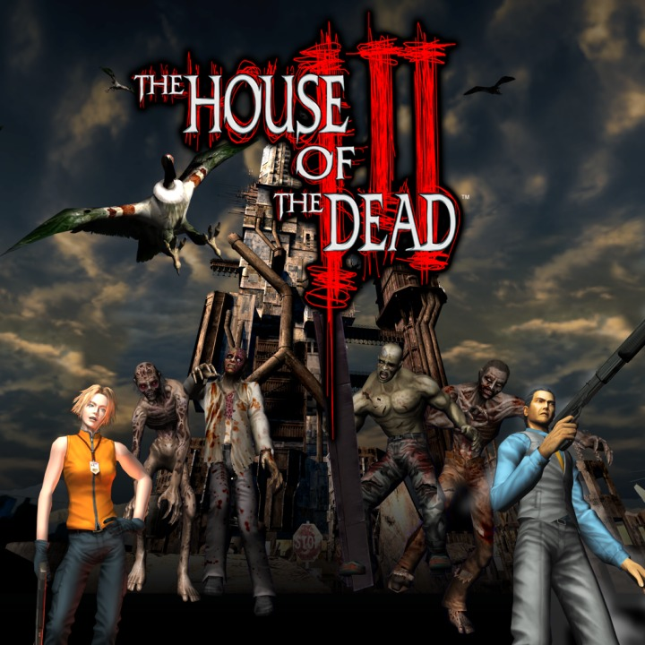 The House Of The Dead Iii Ps3 Buy Online And Track Price History