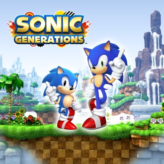 Sonic Generations™ PS3
