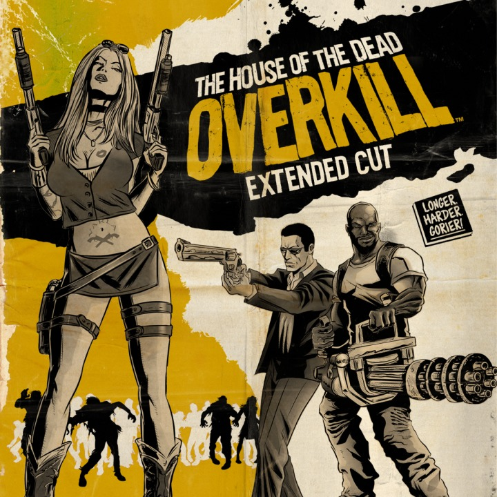 The House Of The Dead Overkill Extended Cut Ps3 Buy Online And Track Price History Ps Deals Usa