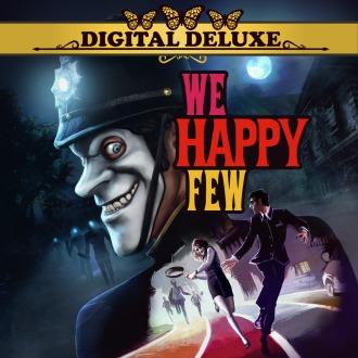 We Happy Few Digital Deluxe Edition PS4