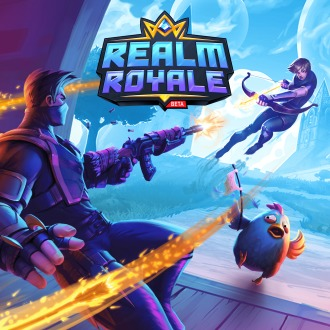 Realm Royale PS4