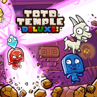 Toto Temple Deluxe PS4
