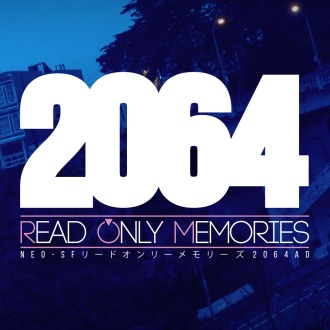 2064: Read Only Memories PS4