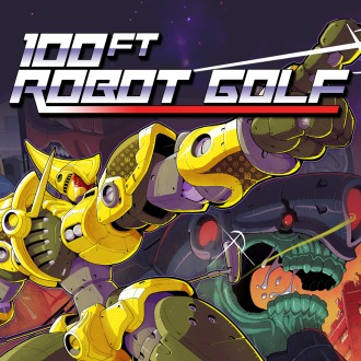 100ft Robot Golf PS4
