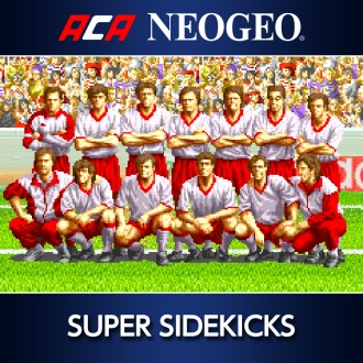ACA NEOGEO SUPER SIDEKICKS PS4