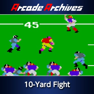 Arcade Archives 10-Yard Fight PS4