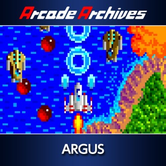 Arcade Archives ARGUS PS4