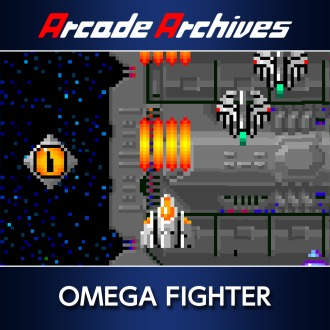 Arcade Archives OMEGA FIGHTER PS4