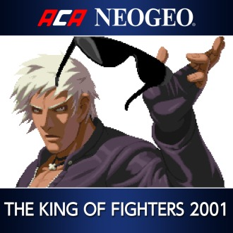 ACA NEOGEO THE KING OF FIGHTERS 2001 PS4