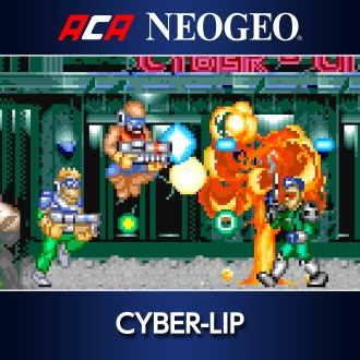 ACA NEOGEO CYBER-LIP PS4