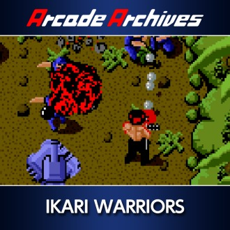 Arcade Archives IKARI WARRIORS PS4