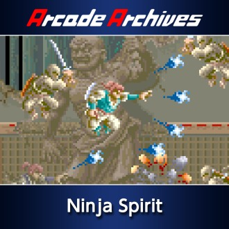 Arcade Archives Ninja Spirit PS4