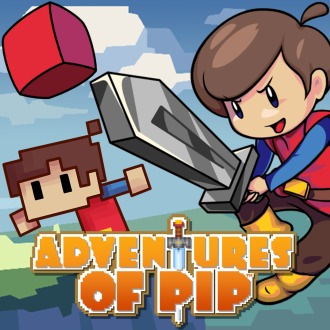 Adventures of Pip PS4