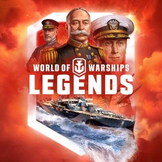 World of Warships: Legends — Arkansas Brawler PS4