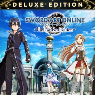 SWORD ART ONLINE: Hollow Realization Deluxe Edition PS4
