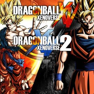DRAGON BALL XENOVERSE Super Bundle PS4