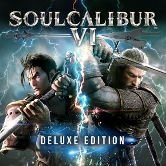 SOULCALIBUR Ⅵ Deluxe Edition PS4