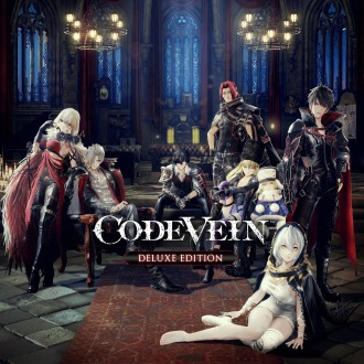 CODE VEIN Deluxe Edition PS4