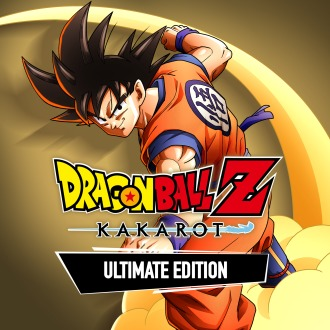 DRAGON BALL Z: KAKAROT Ultimate Edition PS4