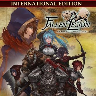 Fallen Legion: Flames of Rebellion PS4