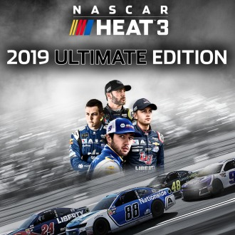 NASCAR Heat 3 - Ultimate Edition PS4