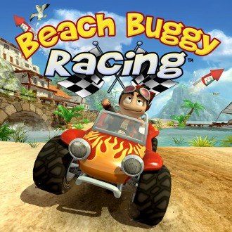 Beach Buggy Racing PS4